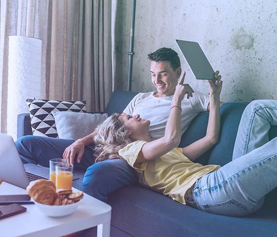 Lakásbiztosítás, nyugodt otthon